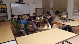 Adventliche Besinnung©Oberschule Nienburg (OBS-Z)