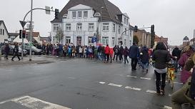 Demo_BerlinerRing©Oberschule Nienburg