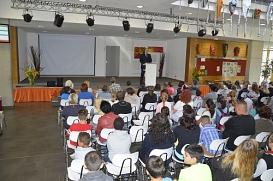 Einschulung im Forum©Oberschule Nienburg (OBS-Z)