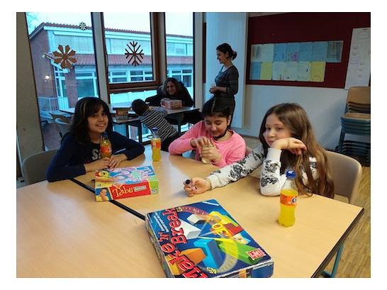 Spielen in der 5c©Oberschule Nienburg (OBS-Z)