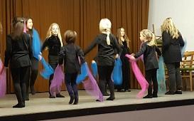 Tanzvorführung_tarantella©Oberschule Nienburg (OBS-Z)