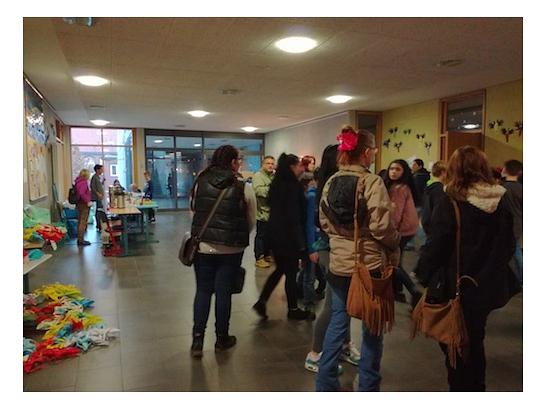 Verkauf©Oberschule Nienburg (OBS-Z)